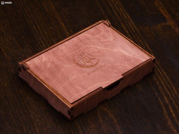 Картхолдер подарочная коробка